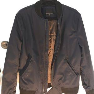 Men's Banana Republic bomber jacket
